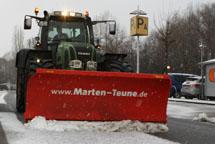 Winterdienst in Löhne & Bad Oeynhausen, OWL - Marten & Teune